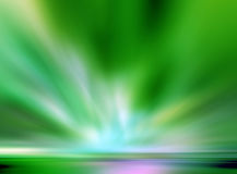 Abstract background in green colors Royalty Free Stock Images