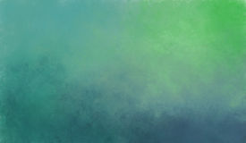 Abstract background. Abstract green background / digital painting Royalty Free Stock Photos