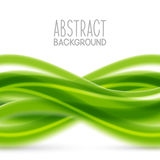 Abstract background. With green elements Royalty Free Stock Photo