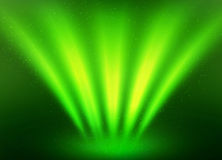 Abstract background. Abstract Green background - fast pace abstract Royalty Free Stock Images