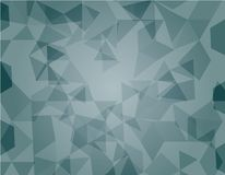 Abstract Background green Geometric Design Elements. Design Royalty Free Stock Photography