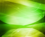 Abstract Background Green Image Stock Photo
