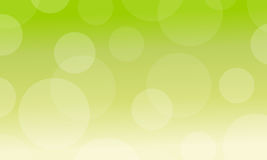 Abstract background with green light. Vector art stock illustration