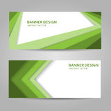 Abstract background with green lines Royalty Free Stock Photos