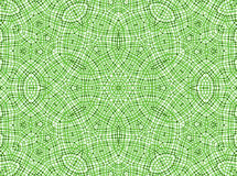 Abstract background with green pattern. Abstract green background with concentric pattern Royalty Free Illustration