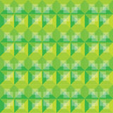 Abstract background green pattern design. Abstract background green design pattern stock illustration