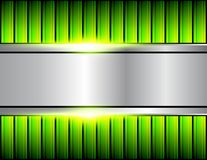 Abstract background green. Pattern, vector illustration stock illustration
