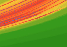 Abstract background in green, red and yellow tones. Abstract backdrop in green, red and yellow tones in grunge style, colorful background for posters, website Stock Illustration