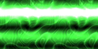 Abstract background in green Stock Photo