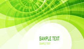 Abstract background green Royalty Free Stock Photography