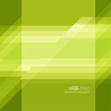 Abstract background with green stripes Royalty Free Stock Photo