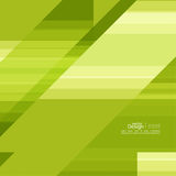 Abstract background with green stripes Royalty Free Stock Photography