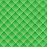 Abstract background green tiles. The square tiles abstract background, green gradient. Seamless pattern, vector illustration Stock Photo