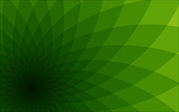 Abstract background with green triangles. Design Royalty Free Illustration