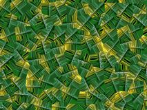 Abstract background, green yellow gradient decorative pattern. Abstract  background, green  yellow gradient structure, creative  dynamic motion pattern Royalty Free Stock Photography