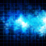 Abstract background with grid Stock Images
