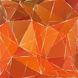 Abstract background-12. Abstract grunge polygonal background. Design elements for banners or flyers royalty free illustration