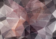 Abstract background-19. Abstract grunge polygonal background. Design elements for banners or flyers royalty free illustration