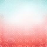Abstract background with grunge texture. Grunge background in blue and red color vector illustration