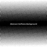 Abstract background, halfton effect Stock Photography