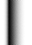 Abstract background, halftone effect Stock Image