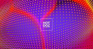 Abstract background. halftone. Hot dot.. Retro style. Vector illustration. vector illustration