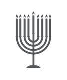 Abstract Background Happy Hanukkah, Jewish Holiday. Vector Illustration EPS10 Royalty Free Stock Photography