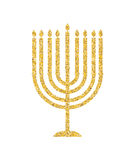 Abstract Background Happy Hanukkah, Jewish Holiday. Stock Images