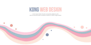 Abstract background header website collection. Vector illustration vector illustration