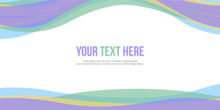 Abstract background header website design. Vector illustration stock illustration