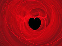 Abstract background heart Stock Photos