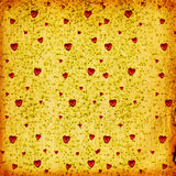 Abstract background with hearts Royalty Free Stock Photography