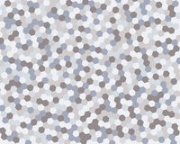 Abstract background hexagon. Vector illustration. Stock Image