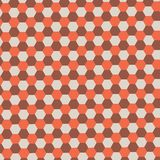 Abstract background with hexagons Royalty Free Stock Image