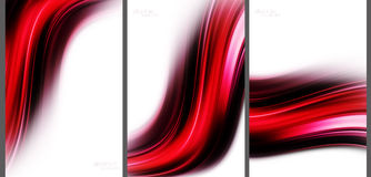 Abstract background high technology collection.  Stock Image