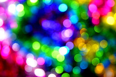Abstract background of holiday. Lights royalty free illustration