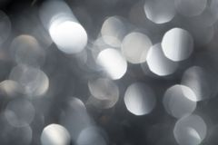 Abstract background of holiday bokeh Royalty Free Stock Photos