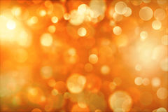 Abstract background of holiday lights. Royalty Free Stock Photography