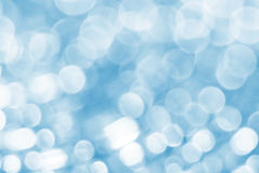 Abstract background of holiday lights Royalty Free Stock Images