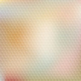 Abstract background with honeycomb pattern for your design. Vector illustration Royalty Free Stock Photography