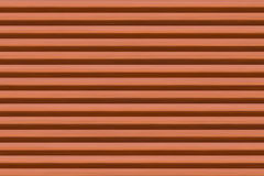 Abstract background with horizontal brown dark and light stripes three-dimensional. Drawing Stock Images