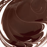 Abstract background, hot, melted chocolate and milk Royalty Free Stock Photography
