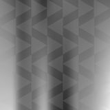 Abstract background of identical diamonds with different shades of gray. Gradient. Vector illustration Stock Photo