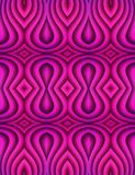 Purple ornament. Abstract background. Saturated color. Royalty Free Stock Images