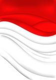 Abstract background. Illustration of abstract Christmas background in red and white colours Vector Illustration