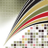 Abstract background illustration design Stock Photography