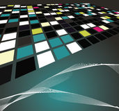 Abstract background illustration design Stock Photos