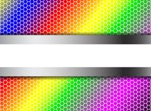 Abstract Background. Illustration of full colour Abstract Background Royalty Free Stock Photography