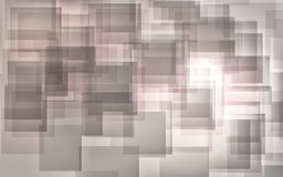 Abstract Background. Illustration of squares in pale pastel colours Stock Images