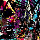 Abstract background illustration Royalty Free Stock Photo